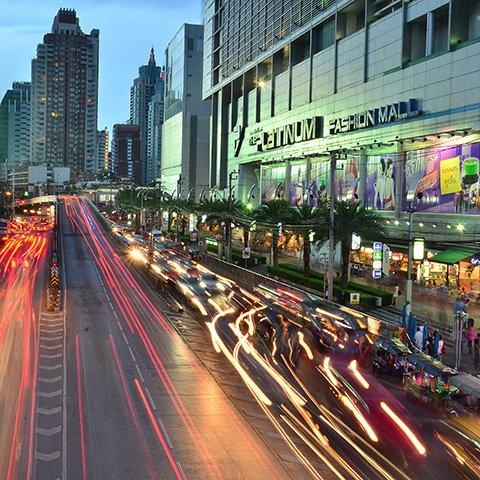 Platinum shopping mall